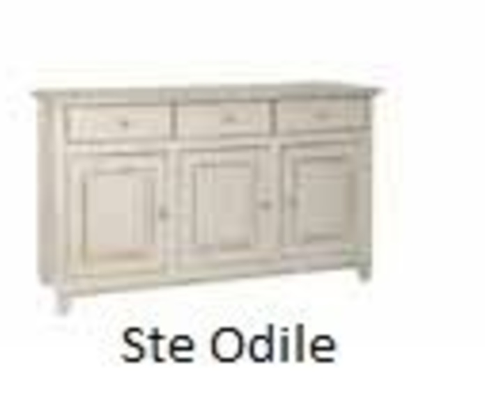 Aparador blanco envejecido 3 puertas: Catálogo de Ste Odile Decoración
