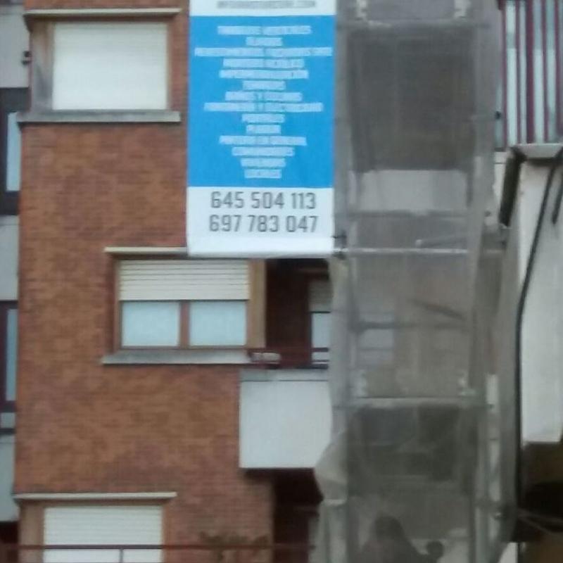 Rehabilitación y reparación de fachadas: Servicios de Asturcore