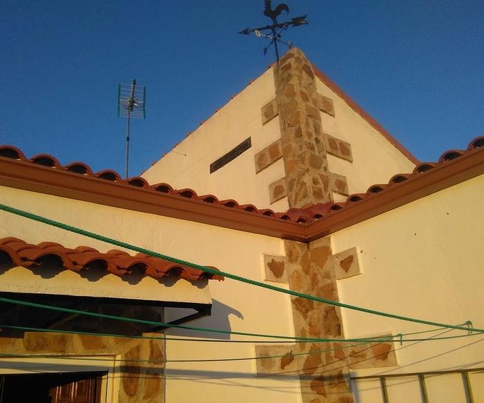 Venta de chalet nuevo en el campo: Inmuebles de Inmobiliaria Minerva