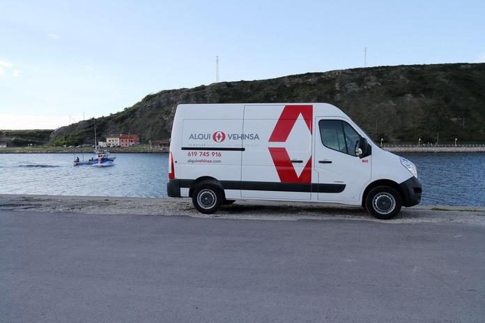 Alquiler furgonetas Avilés