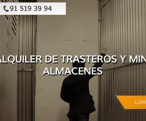 Trasteros baratos en Chamartín | Mi Trastero en Madrid