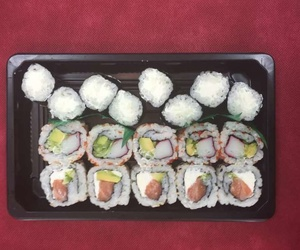 Maki Roll salmón y queso