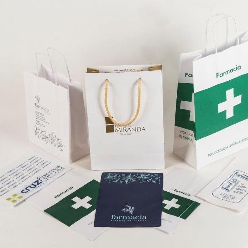 Línea farmacia: PRODUCTOS de Honesa