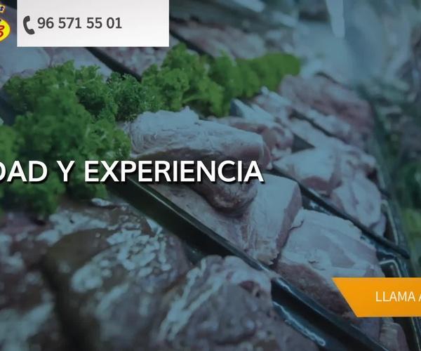 Supermercado con carnicería en Torrevieja: Suministros y Cárnicos Ríos
