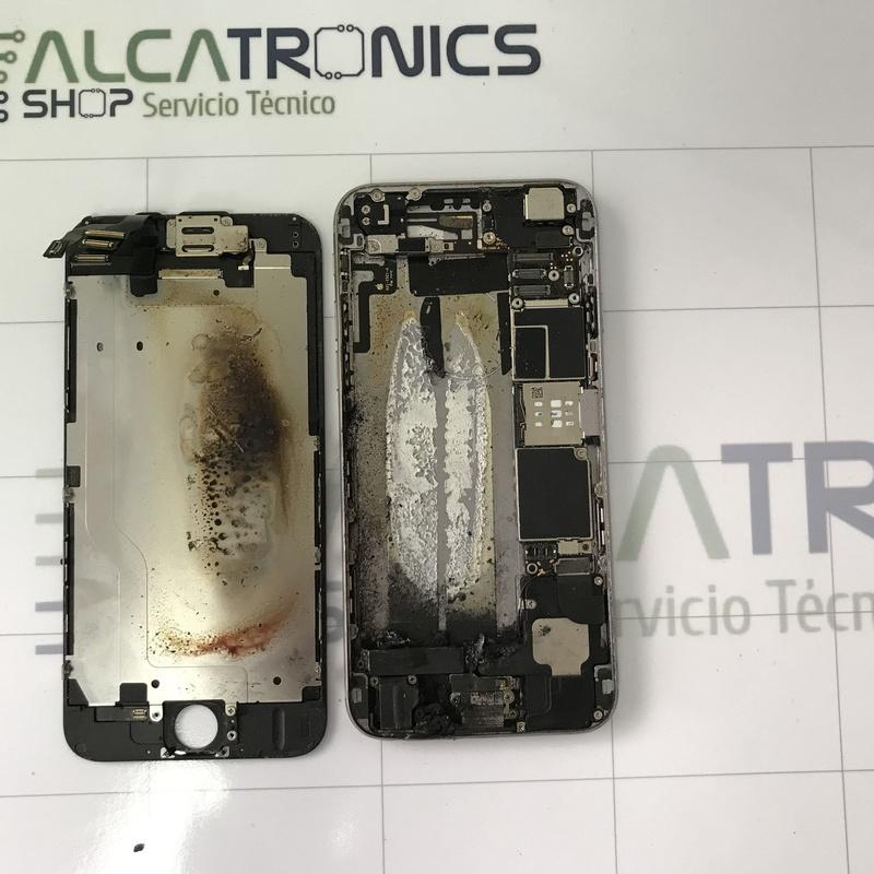 Servicio Técnico de  móviles y tablets: Servicios  y Tarifas de Alcatronics
