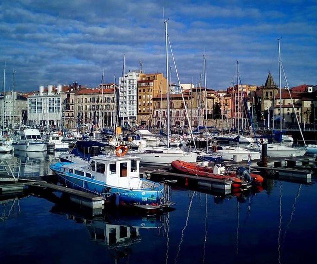 Una ruta por Gijón