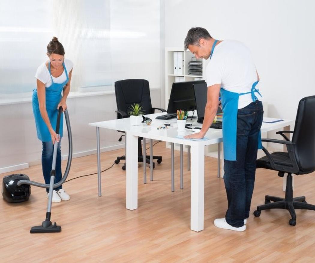 La influencia de la higiene en el trabajo de oficina