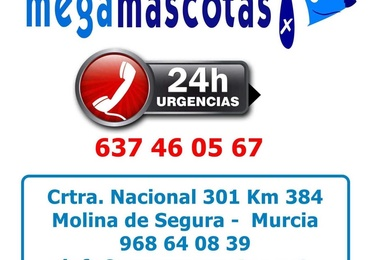Urgencias veterinarias 24H
