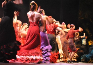 Clases de flamenco en leganés