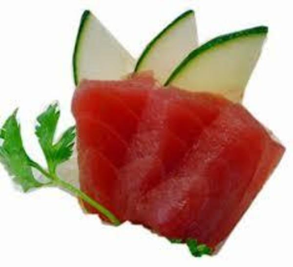 41. SASHIMI DE ATUN : Carta de Sushi King Restaurante
