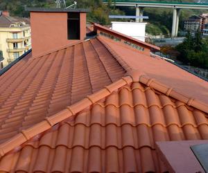 Reforma del tejado de un edificio