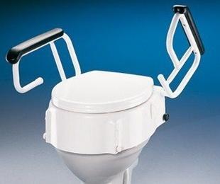Elevador wc con brazos