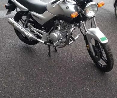 Nuestra nueva moto de A-1