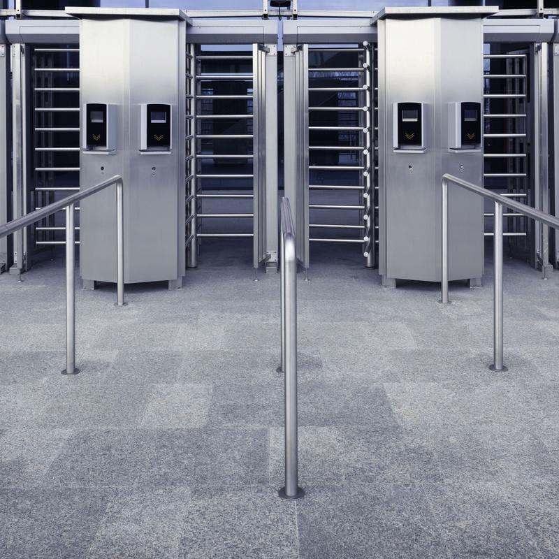 Control de accesos y presencia: CATÁLOGO de FICHET LEÓN