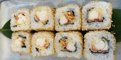 Rocío Tapas y Sushi, el mejor sushi del mundo, en Málaga