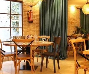 Cocina italiana en la zona alta de Barcelona