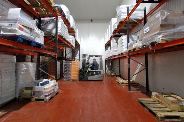 Transportes frigoríficos a nivel local en Molins de Rei