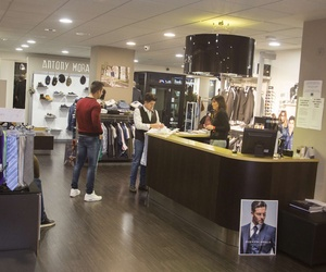 Modelos de caballero en nuestra tienda de Ciudad Real