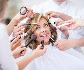 Manicura: Servicios de Centro de Belleza Aromas