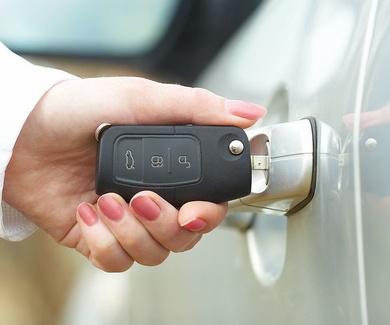 Las cerraduras de su coche también necesitan mantenimiento!