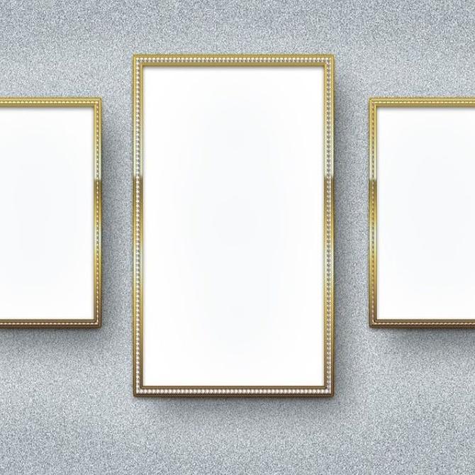 ¿Pueden colgarse cuadros o espejos en una pared de pladur?