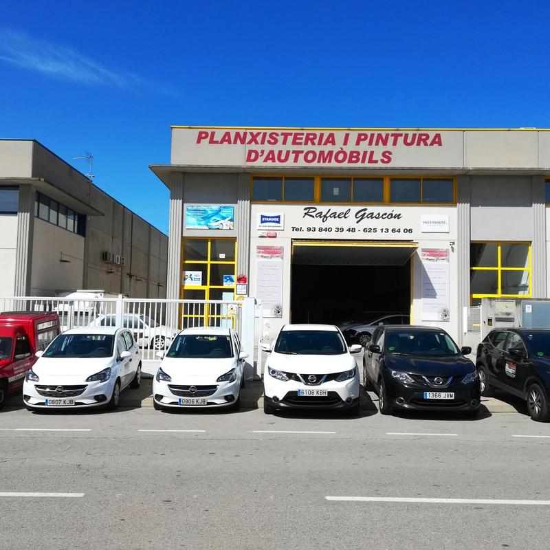 Reparación rápida de coches: Servicios de RAFAEL GASCÓN FERNÁNDEZ
