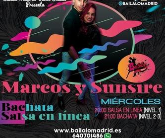 Ritmos Latinos KIDS: Clases de Baile de Báilalo Madrid