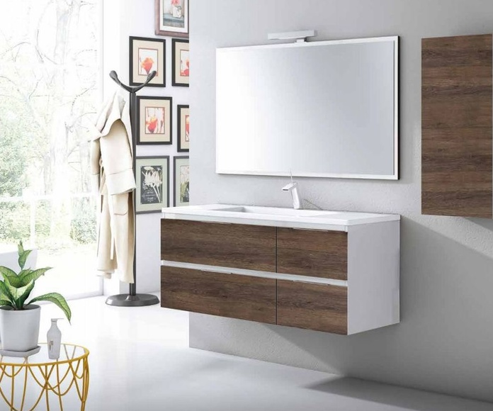 Muebles de baño: Reformas y materiales de Materiales de Construcción Montes León