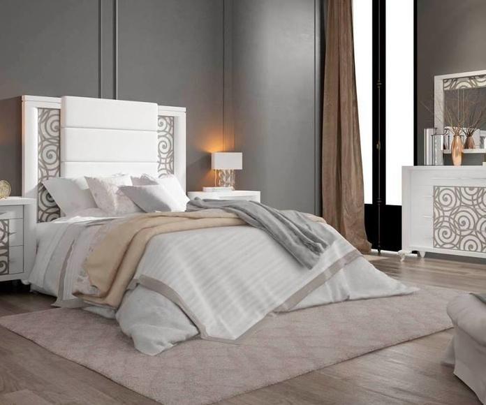 Dormitorios de diseño Toledo
