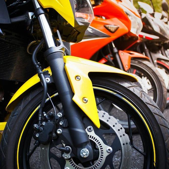¿Por qué es importante el chasis en una moto?
