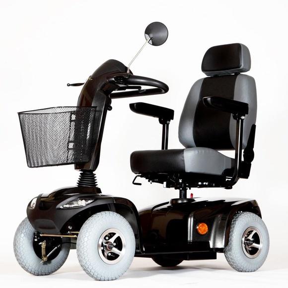 Scooter robusto Boracay: Catálogo de MSB Mundo Sin Barreras