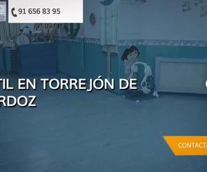 Guarderia en inglés en Torrejón | E.I. Acuarela