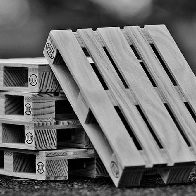 ¿Cómo proteger la madera de los palets de exterior?