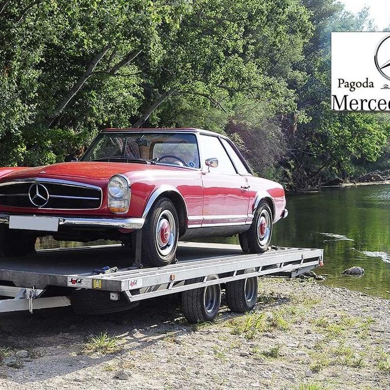 Mercedes-Benz Pagoda  -1964-
