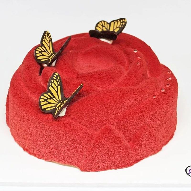 Tarta La Rosa: Nuestros Productos de Pastelería Creativa Javier Ramos