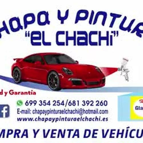 Taller de chapa y pintura Vélez-Málaga | Chapa y Pintura El Chachi