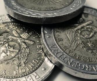 Álbumes de cromos: Numismática de Numismática Magen