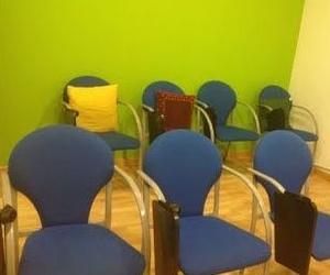 Tipología de sala de grupo