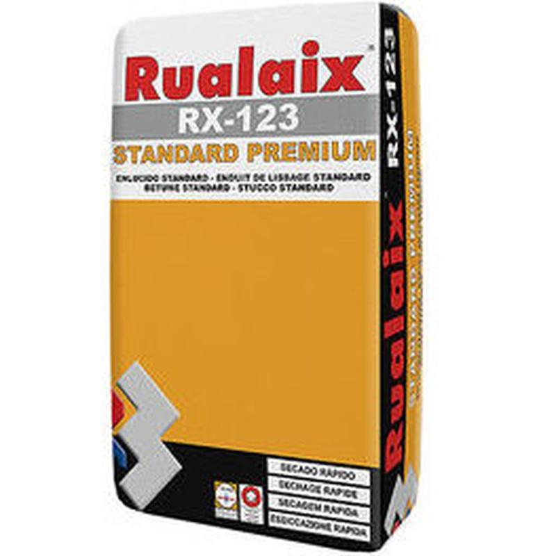 RX-123 en almacén de pinturas en pueblo nuevo.