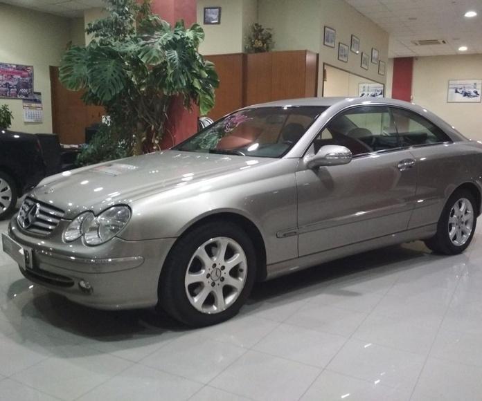 Mercedes Benz CLK 320 Avantgarde: Venta de vehículos de ocasión de Autos Alvaro