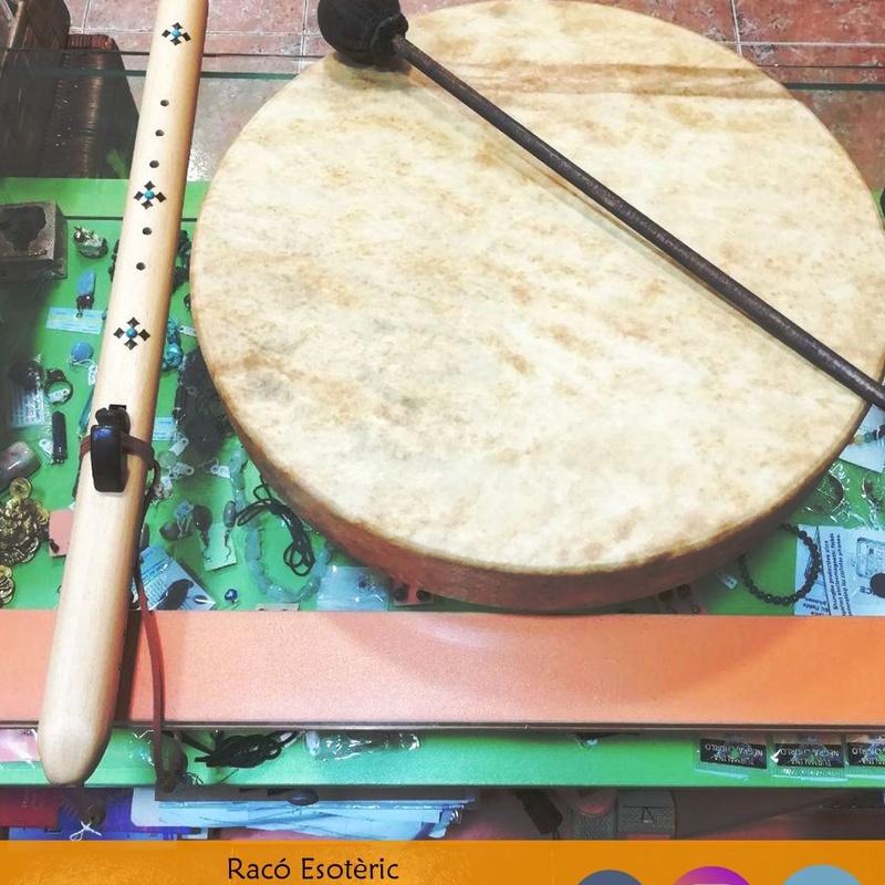 Instrumentos Utara: Cursos y productos de Racó Esoteric Font de mi Salut