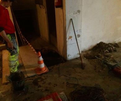 Saneamientos y canalizaciones, fugas, desatascos, arquetas...