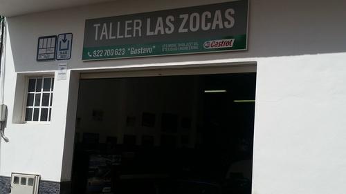 Taller mecánico en Santa Cruz de Tenerife