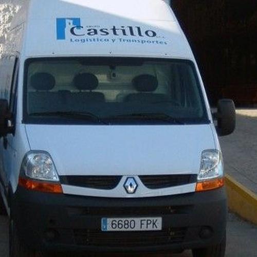 Transporte intermodal Sevilla