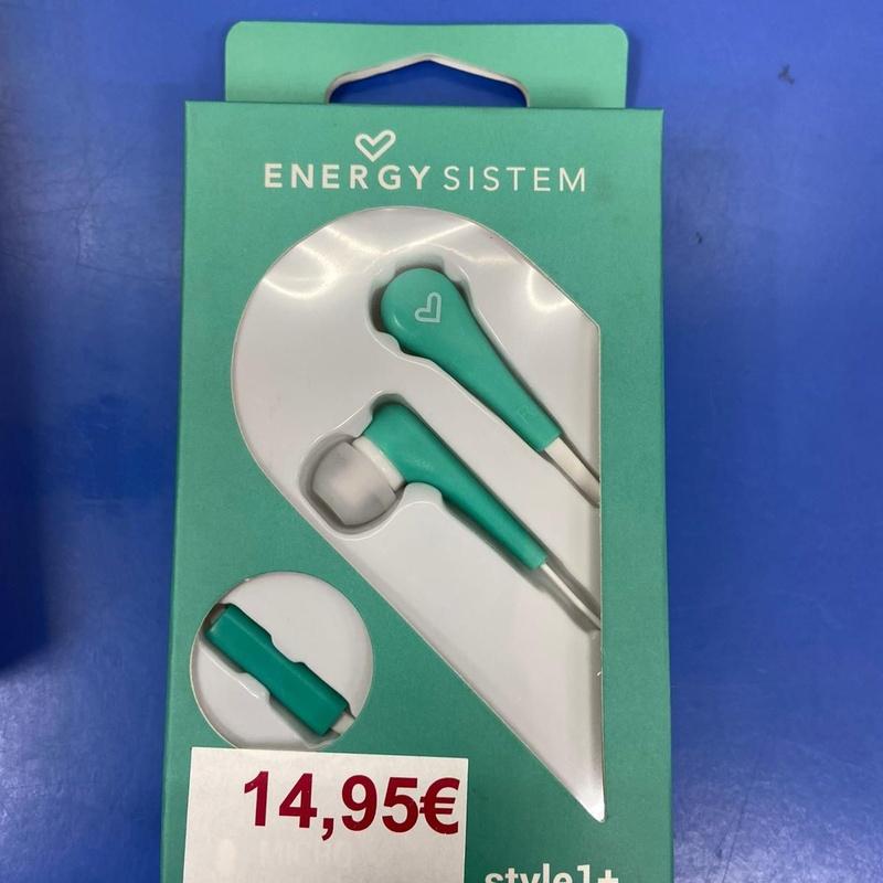 Auriculares - Energy Sistem:  de Aubets Informàtica