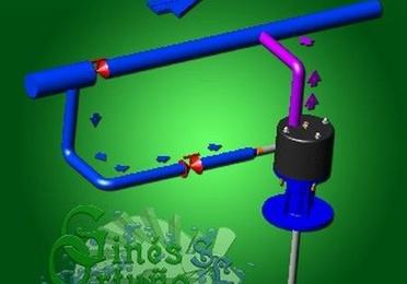 Agitadores - removedores hidráulicos