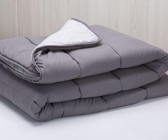EV Colchonerías: relleno nórdico color 300 gr grises Pikolin Home desde 29 €