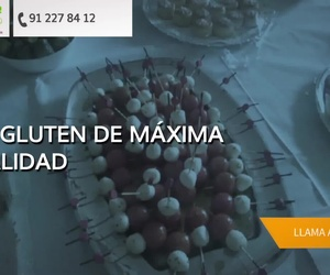 Panadería y pastelería en Torrejón de Ardoz | El Jardín sin Gluten