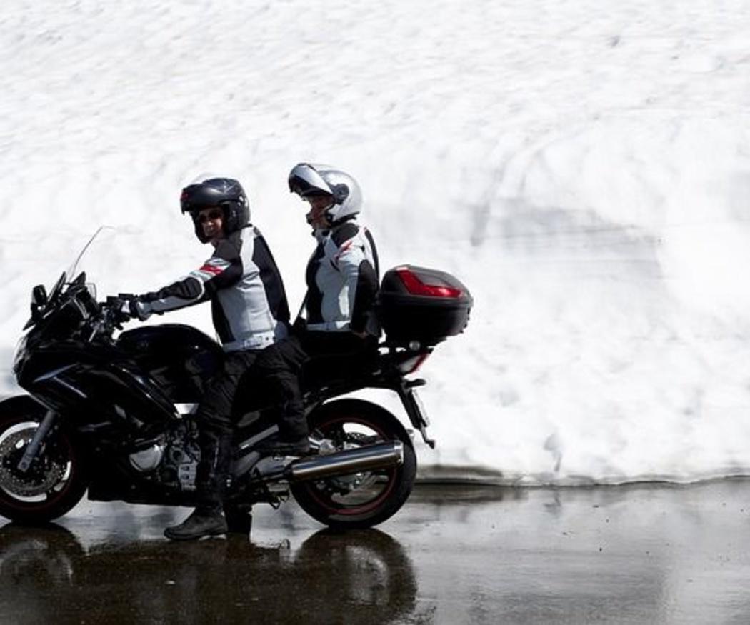 Cómo ser un buen pasajero en moto