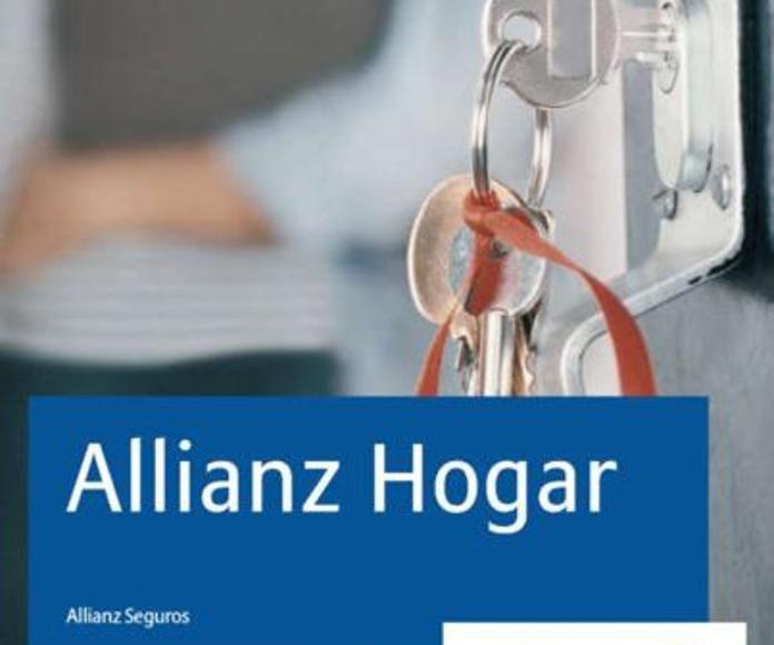Allianz Seguro del hogar: Servicios de Pons & Gómez Corredoria d'Assegurances
